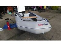 Boat for sale with 8hp Mariner outboard