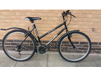 Ladies Hybrid bike good condition (city centre)