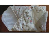 baby newborn swaddle wrap, duvet, sleeping bag, blanket