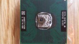 Intel Pentium T4500 2.3 GHz Dual-core CPU Processor SLGZC Aw80577t4500