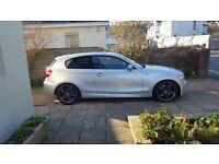 BMW 123D FSH, 88k, Great Spec