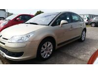 CITROEN C4 VTR+ 1 YEAR MOT
