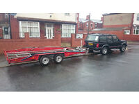 Car trailer 2500 kg