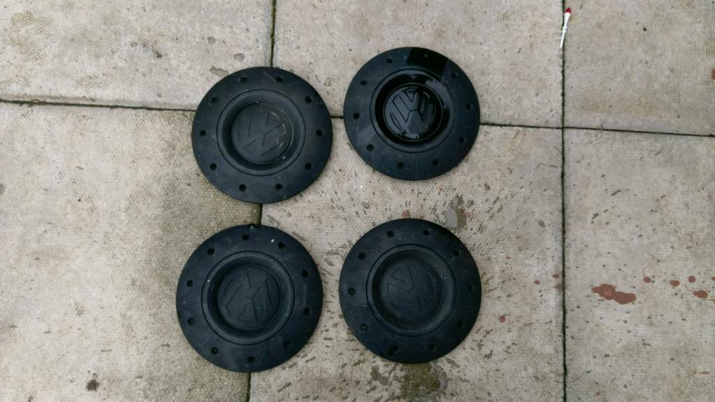 Vw transporter centre caps t5