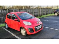 12 plate Citroen C1 for sale in great condition, very cheap runner