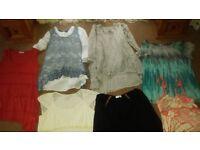 ladies bundle tunic tops 14/16
