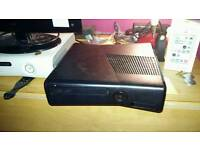 Xbox360 slim no hdd spares and repairs