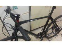 Cannondale CX Quick Hybrid Bike XL