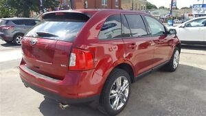 2013 Ford Edge SEL FWD | Local Trade | Panoramic Roof Kitchener / Waterloo Kitchener Area image 7