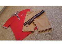 Boys Jasper Conran Shorts and Tshirt Set