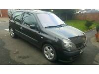 RENAULT CLIO PERFECT CONDITION LONG MOT
