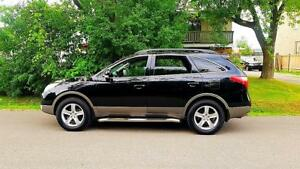 2010 Hyundai Veracruz GLSP.leather Heated seats,P.sunroof,Certif