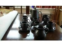Coffee/Tea Set Prinknash Abbey