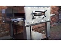 """Blodgett Gas Pizza Oven BG2136 18"""" Conveyor Belt COME AND SEE IT WORKING..."""