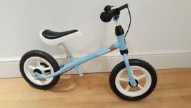 Child Kids Balance Bike Bicycle