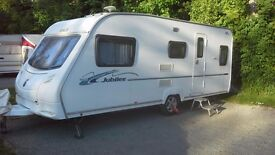 2009 Ace Jubilee Viceroy 5 birth caravan in excellent condition
