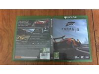 xbox one game Forza 5