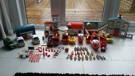 fireman sam collection £70