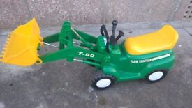 Electric sit and ride toy car