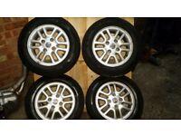 Nissan NV200 14'' Alloy Wheels