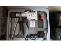 Rotary sds hammer drill (2 available )