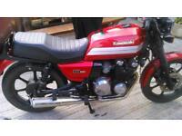 Kawasaki GT550/G9 2000