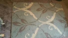Royal Blue Rug 6ft x 4ft(approx)