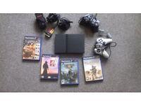 Sony Playstation 2 Slimline Games Console
