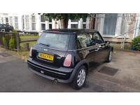Mini one automatic only 49000 miles