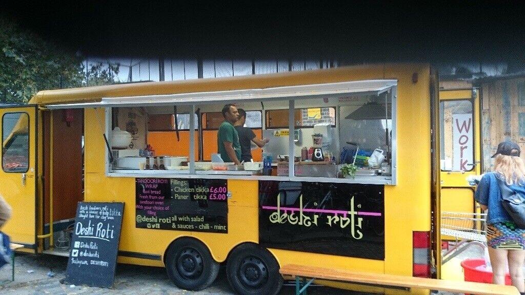 Peugeot Catering Van In Isle Of Dogs London Gumtree