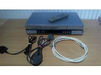 Panasonic NV-HV60EB-S SUPERDRIVE Hi-Fi Nicam VHS VCR Video Recorder