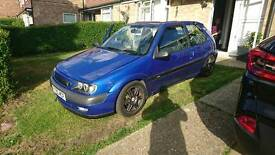Saxo vtr with vts engine