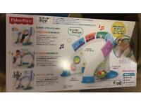 Fisher price bright beats smart touch play set brand new item
