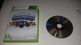 Skylanders for Xbox 360 (game and figures)