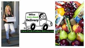 Weekly Produce Delivery Program - Fresh Vegetables Delivered to your Door!