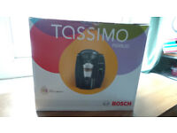 BRAND NEW! Bosch Tassimo Fidelis Coffee Machine - Black