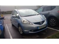 Honda Jazz EX 2009 1.4 vtec 83K - CAT D repaired - Priced low for a quick sale