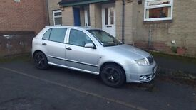 Skoda fabia vrs, very clean inside and out8 , 10 months MOT, recently fitted new clutch and turbo