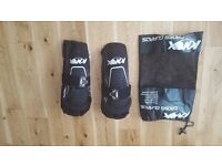 Knox Cross Lite Knee and Shin Guards