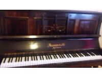 Beautiful upright piano for sale