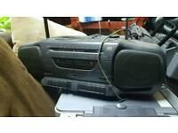 Stereo cd player radio
