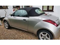 2003 Immaculate Ford KA STREETKA roadster (convertible) for sale
