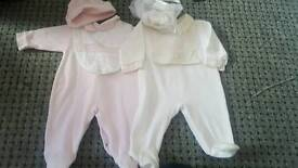 COCO baby suits with hats