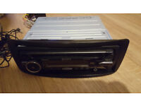 Sony MEX-N5200BT car radio stereo cd player bluetooth with c1/aygo/107 surround
