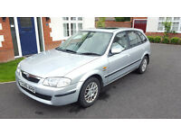 1999 Mazda 323F GSI 1.8 Auto. New MOT to July 2017. Reliable, clean and regularly serviced.