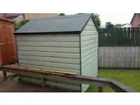 Garden shed (make me an Offer)