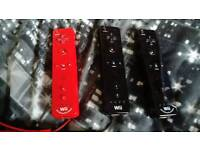 Wii remotes, no battery covers