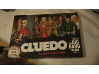 Cluedo Big Bang Theory.
