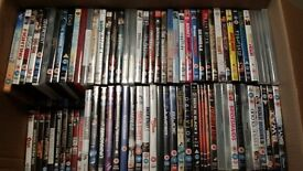 140+ dvds many varies horror comedy family some tv series etc all sorts