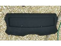 Boot shelf for Ford firsts zetec